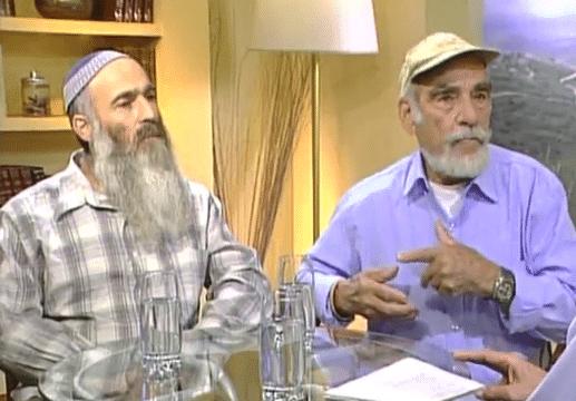 סיפורי תשובה: הרב יואב מלכא מארח את ירון ומנחם בן צבי