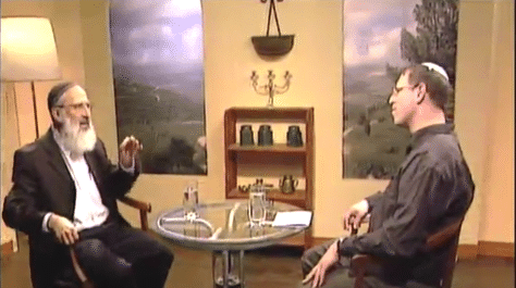 נפגשים בפרשה: אלישיב רייכנר והרב שלמה אבינר על פרשת האזינו