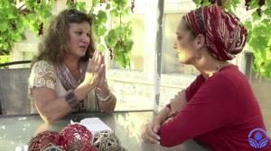 """""""זה מפחיד"""": אורלי גולדקלנג בראיון חשוף עם פיונה קנטר שאיבדה את ביתה בנסיבות טרגיות"""