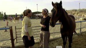 מגרמניה לישראל – סיפורה של אריאלה בר . תכנית נוספת של 'רוח נשית'