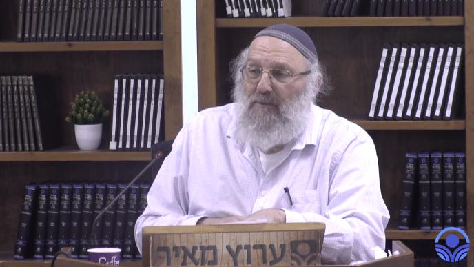 לבנות את ההשתוקקות לבית המקדש – הרב דורון כץ