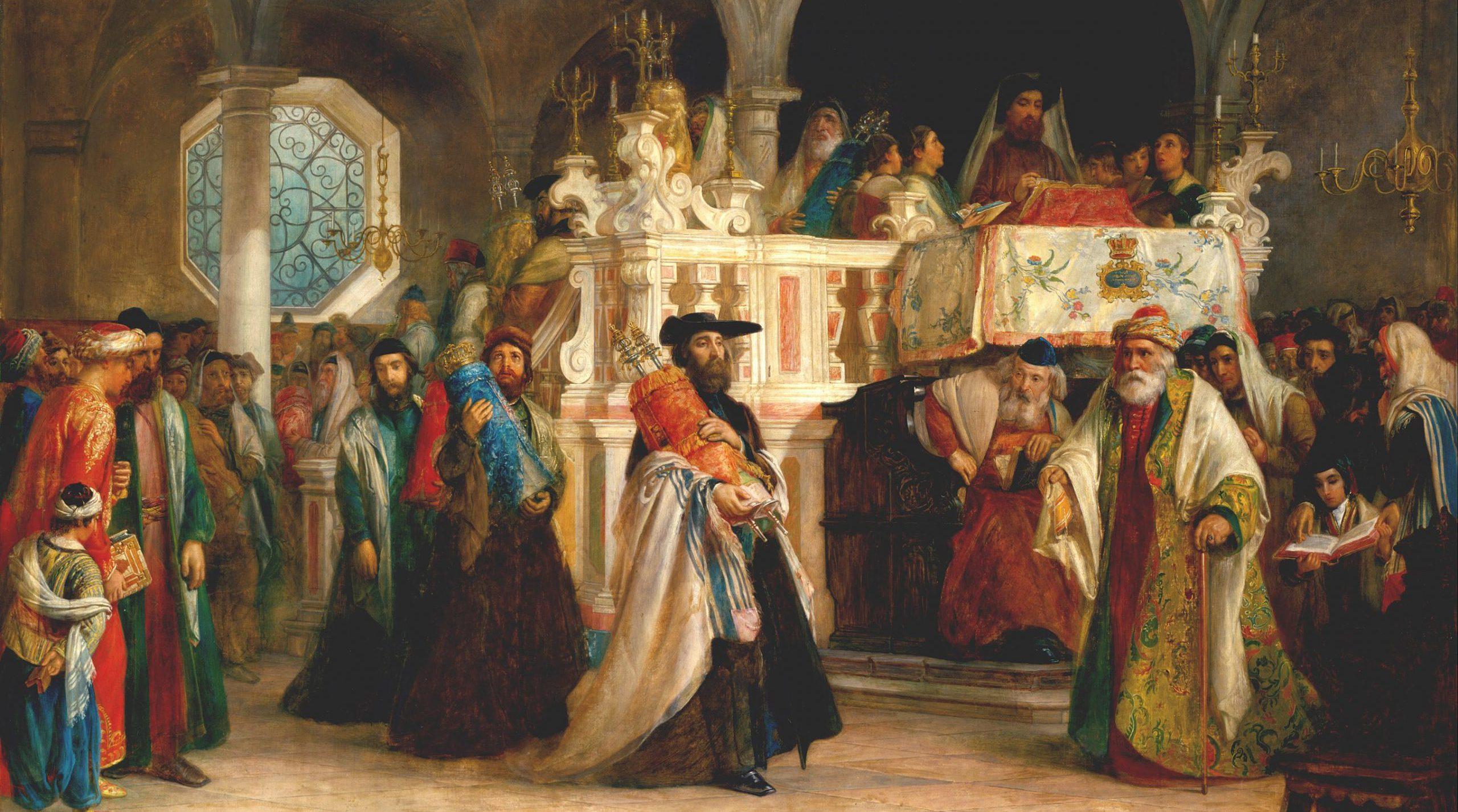 מושגים ביהדות: 'שמחת תורה' – הרב חגי לונדין