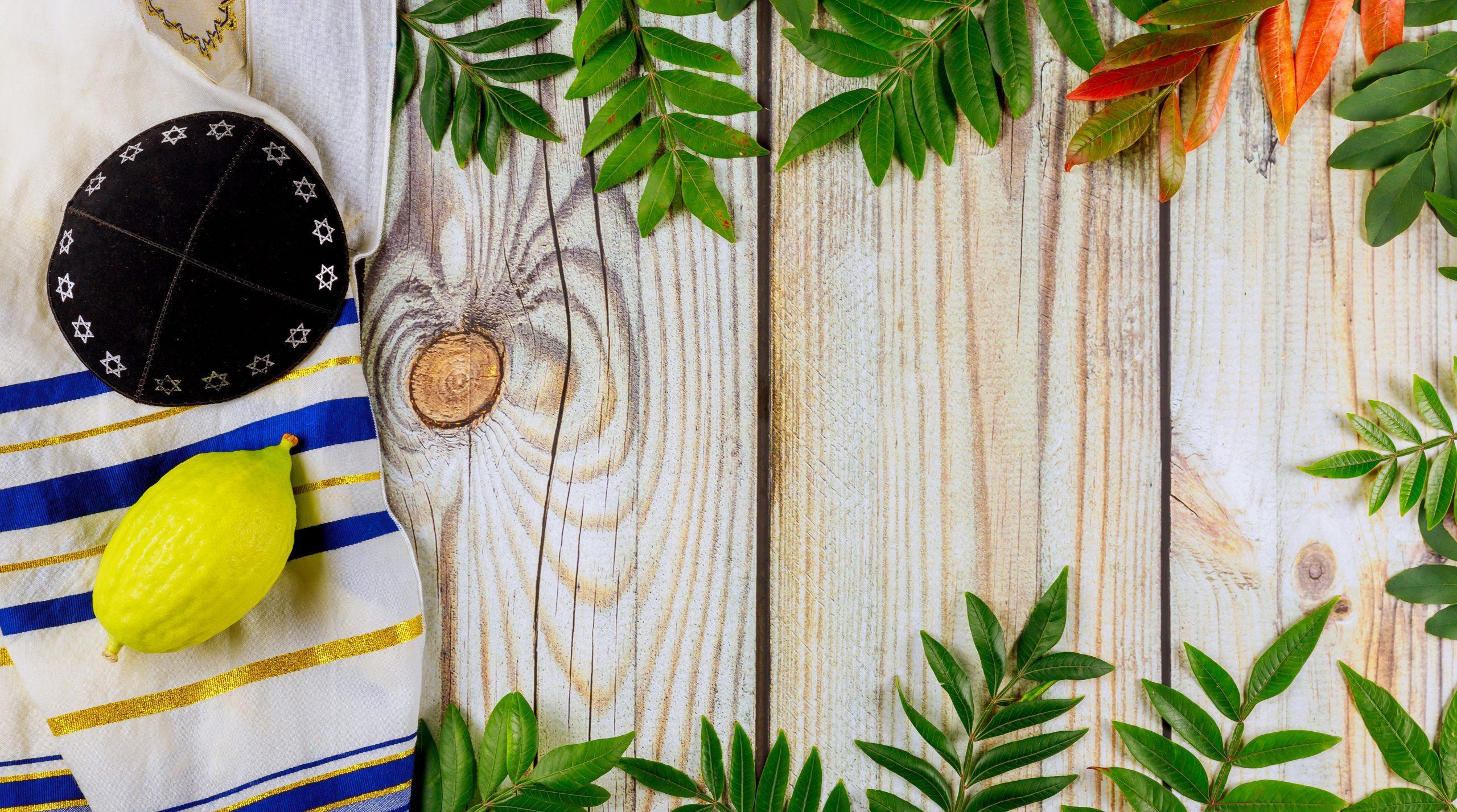 מושגים ביהדות – סוכות: הרב חגי לונדין