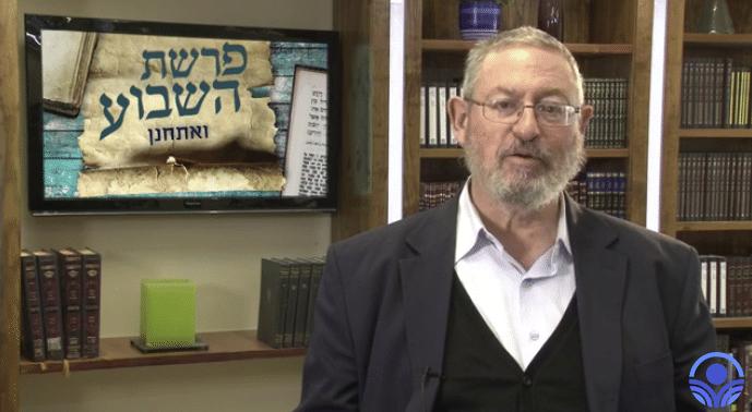 מהי מהותה של תפילת משה בפרשת ואתחנן? הרב מנחם בן יעקב