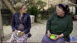 רוח נשית: שיינה בוצר מראיינת את ליסה קיין על האימוץ ששינה לתמיד את חייה
