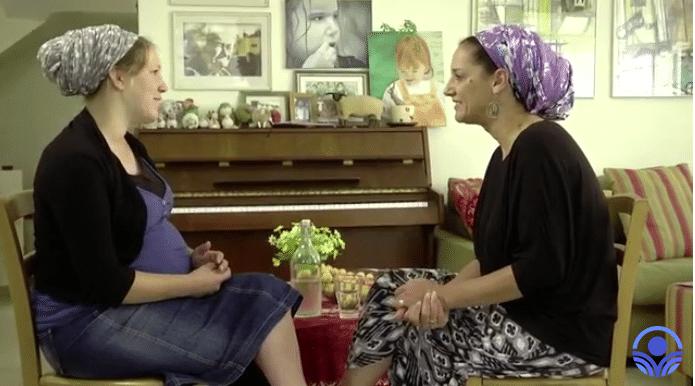 מרגש: אורלי גולדקלנג בראיון מיוחד עם רות אימס צברי שאיבדה את הוריה בפיגוע