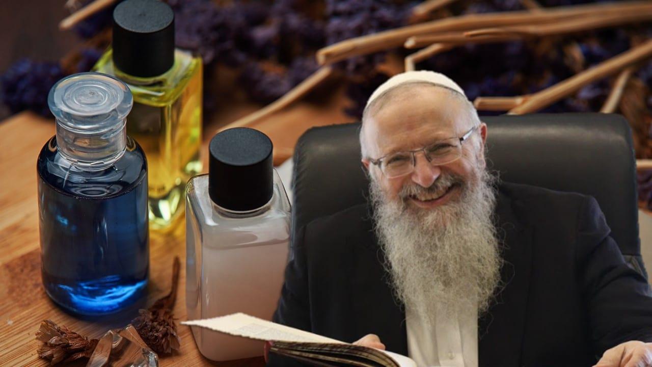 מה עושים עם סבונים ותמרוקים בפסח? הרב שמואל אליהו עונה