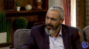 אנשי אמונה: אלישיב רייכנר בראיון מרגש עם הרב ששלושת ילדיו נפצעו בפיגוע בגוש קטיף