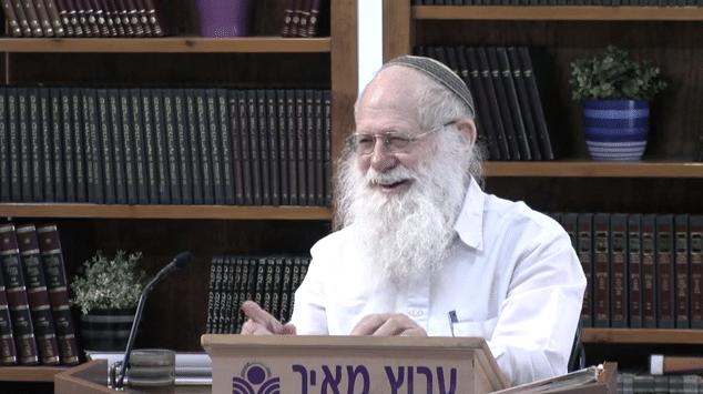 שבחם של רועי ישראל: הרב ביגון על פרשת מטות