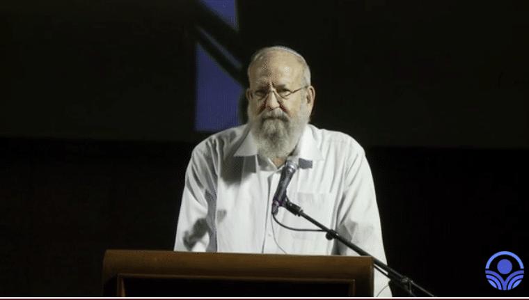 פרשת האזינו וחג הסוכות: הרב אלישע וישליצקי