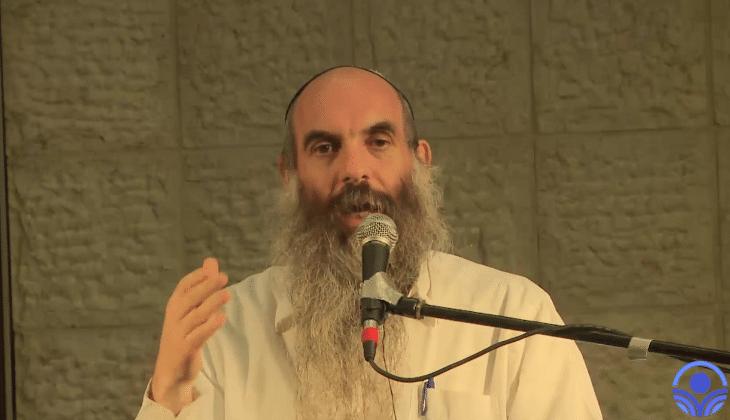 תשובה מאהבה: הרב יהושע שפירא