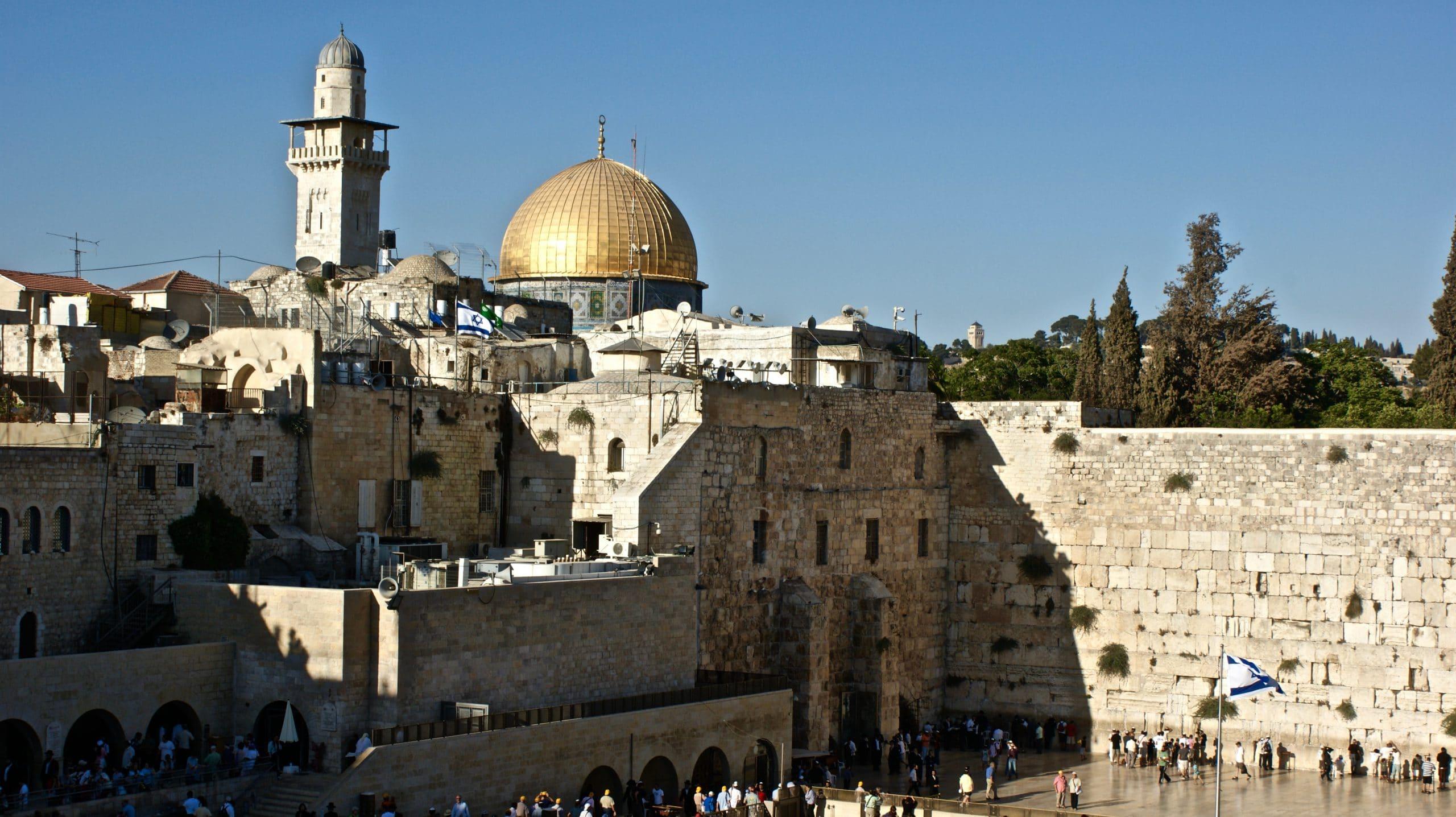 הרב דב ביגון מגלה: זה סוד הימים הטובים של ירושלים