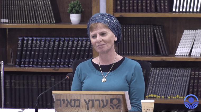 חיים של אמונה: שיעור מיוחד מאת הרבנית דינה ראפ