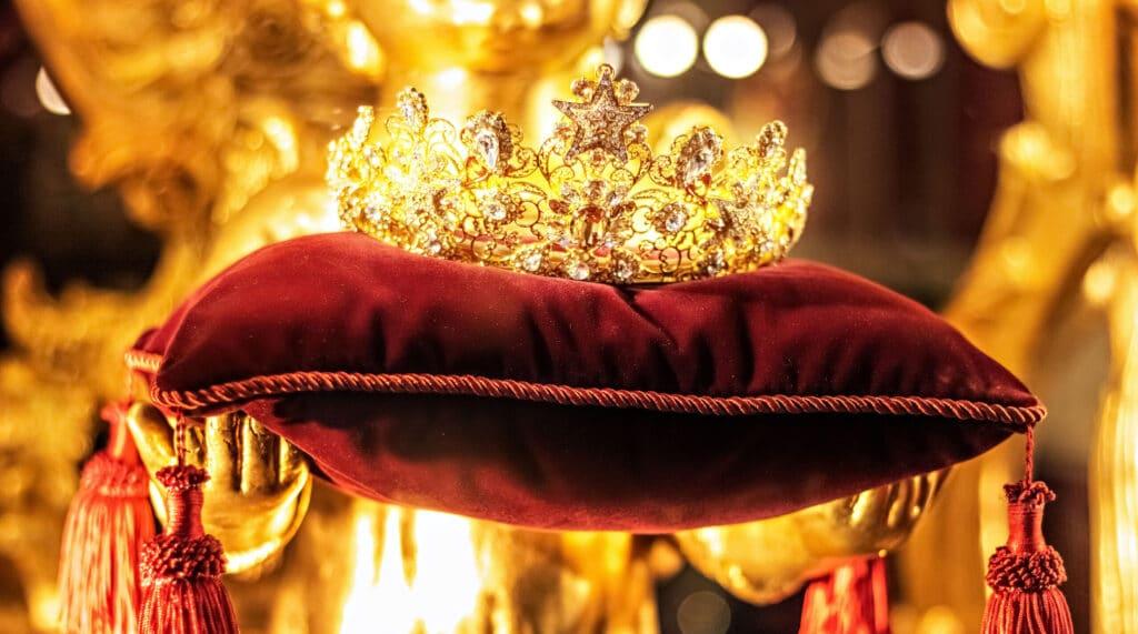 הלבוש של המלך