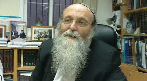 סימני ראש השנה: הרב מנחם בורשטיין