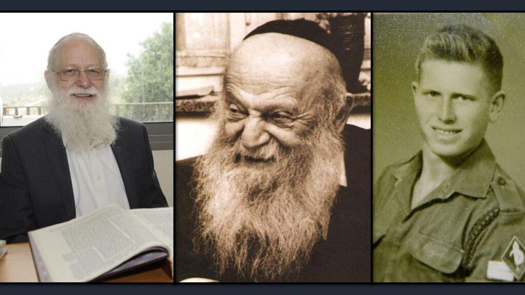 """הרב ביגון בראיון חשוף ונדיר: """"לא ידעתי מה זה אומר להיות יהודי"""""""