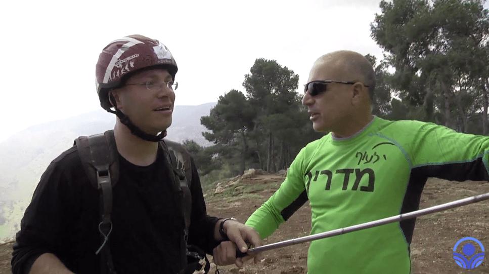'בשביל ישראל' – מטיילים בגילבוע