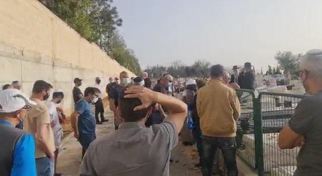 """תיעוד מרגש: אלמנת צה""""ל ביקשה ועם ישראל התגייס"""