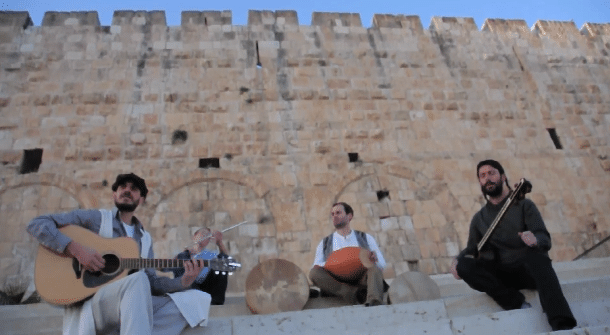 בא בזמן: תוכניות מיוחדת עם יצחק מאיר לכבוד יום ירושלים