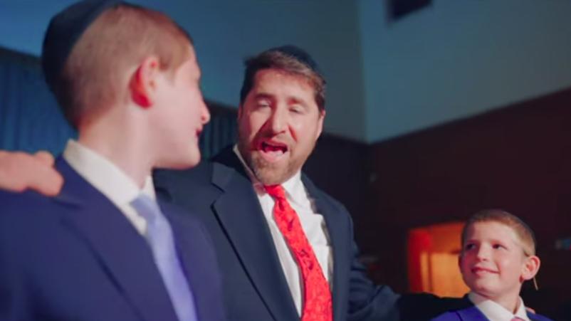 ילדי הפלא שרים: 'אדיר'