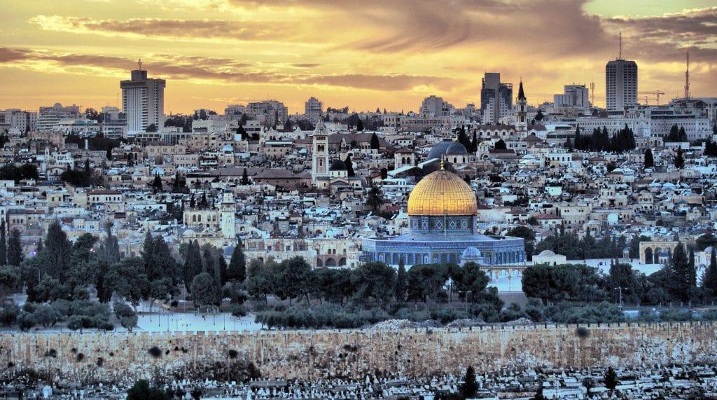 הרב חגי לונדין: הכל בגלל ירושלים