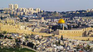 ברכתה של ירושלים – פרק קכח בתהילים – ליום ירושלים