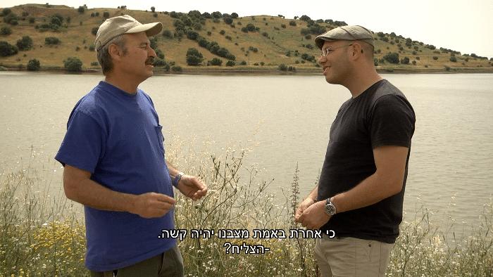 בשביל ישראל: נעם יעקובסון בפרק מיוחד על הרי הגולן