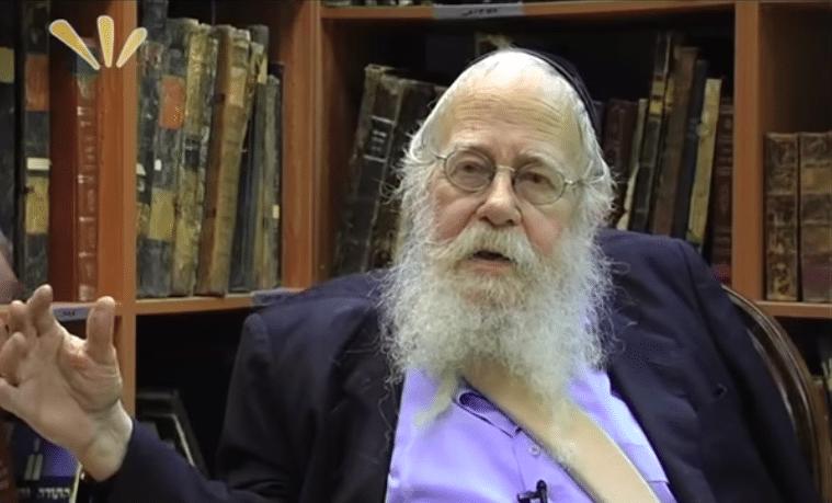 לכבוד שנה לפטירתו: ראיון על תורה, אלוקים, חסידים וליטאים עם הרב עדין שטיינזלץ