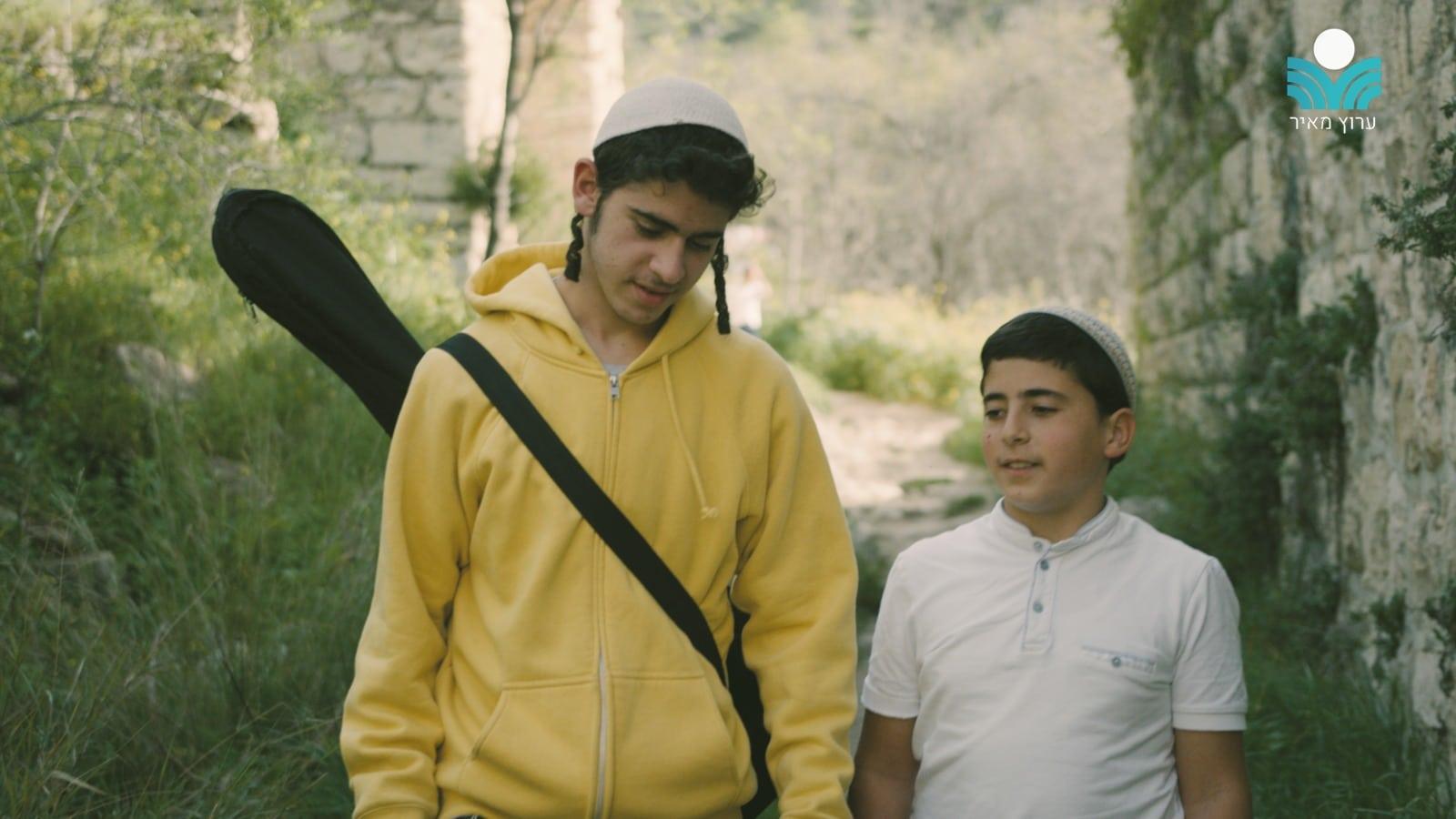 """""""לא ציפיתי שזה באמת יקרה""""; עלי ינקוביץ' מראיין את הילד שמקדיש את חייו לטובת הגמ""""ח שהקים אביו"""