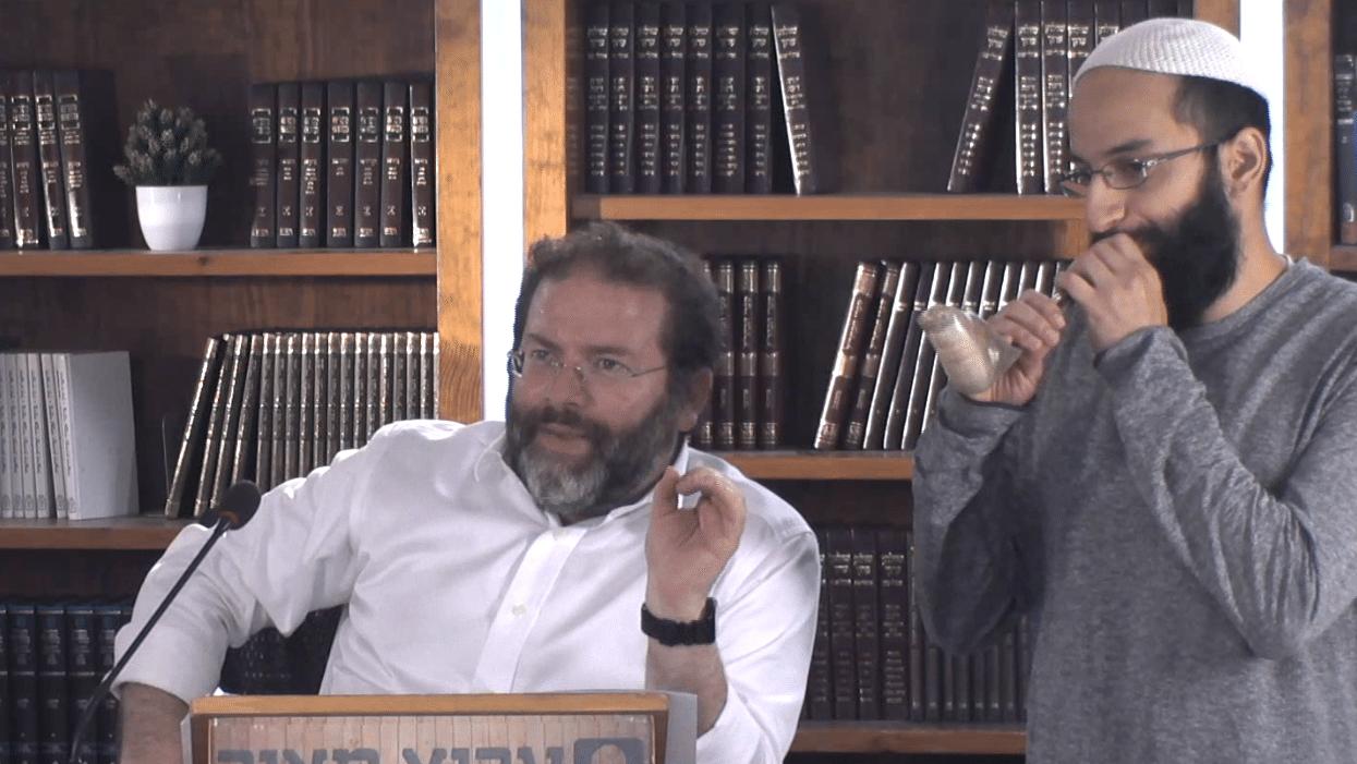 שופר, נבואה ומוסיקת פופ – על מה חושבים בזמן התקיעות? הרב חגי לונדין