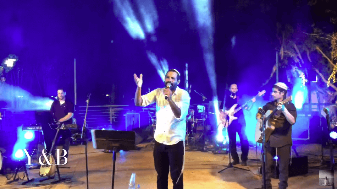 יום פטירת ר' מאיר שפירא מלובלין: אודי דוידי שר את שירו העוצמתי