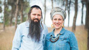 """""""חשבתי שיהודי זה מקצוע, לא ידעתי שזה עם""""; ראיון ראשון עם זוג הגרים המסקרן"""